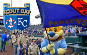Scout Day @ The 'K'